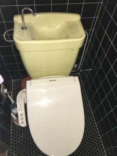 トイレ交換前 (4)