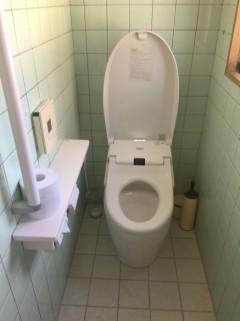 トイレつまり (2)