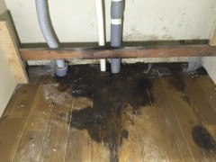 水漏れ 床腐り