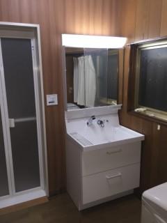 洗面リフォーム (2)